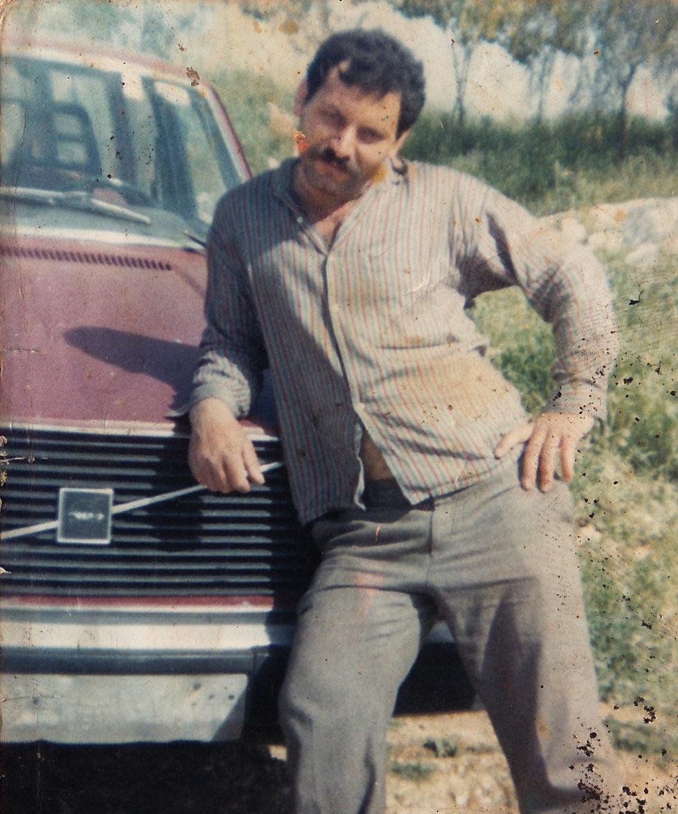 Ibrahim Yassin, espion israélien