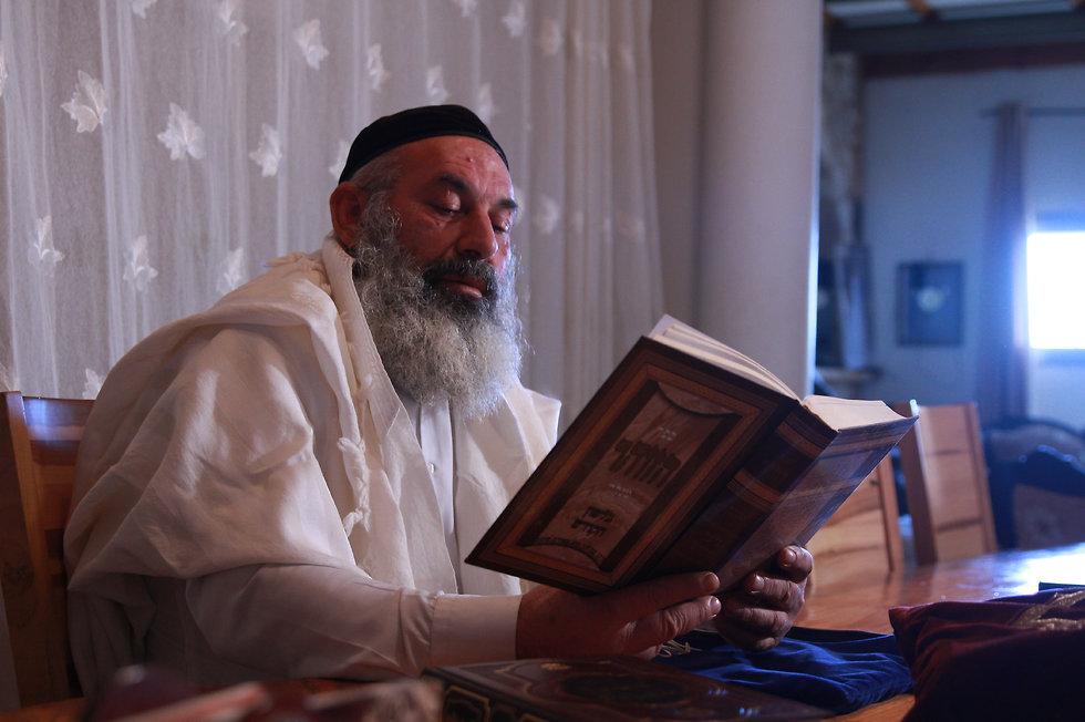 Avraham Sinai aujourd'hui (Photo: Haim Sinai)