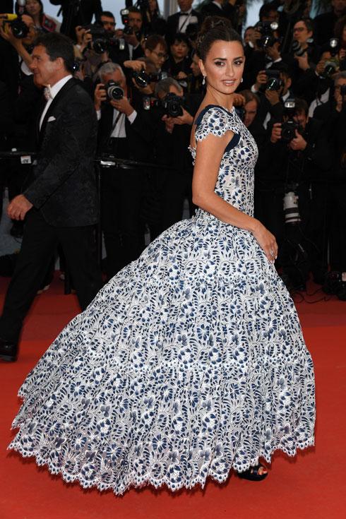 לא צריכה נסיך בשביל להיראות כמו נסיכה. פנלופה קרוז (צילום: Pascal Le Segretain/GettyimagesIL)