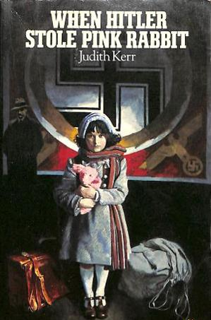 The cover of 'When Hitler Stole Pink Rabbit'