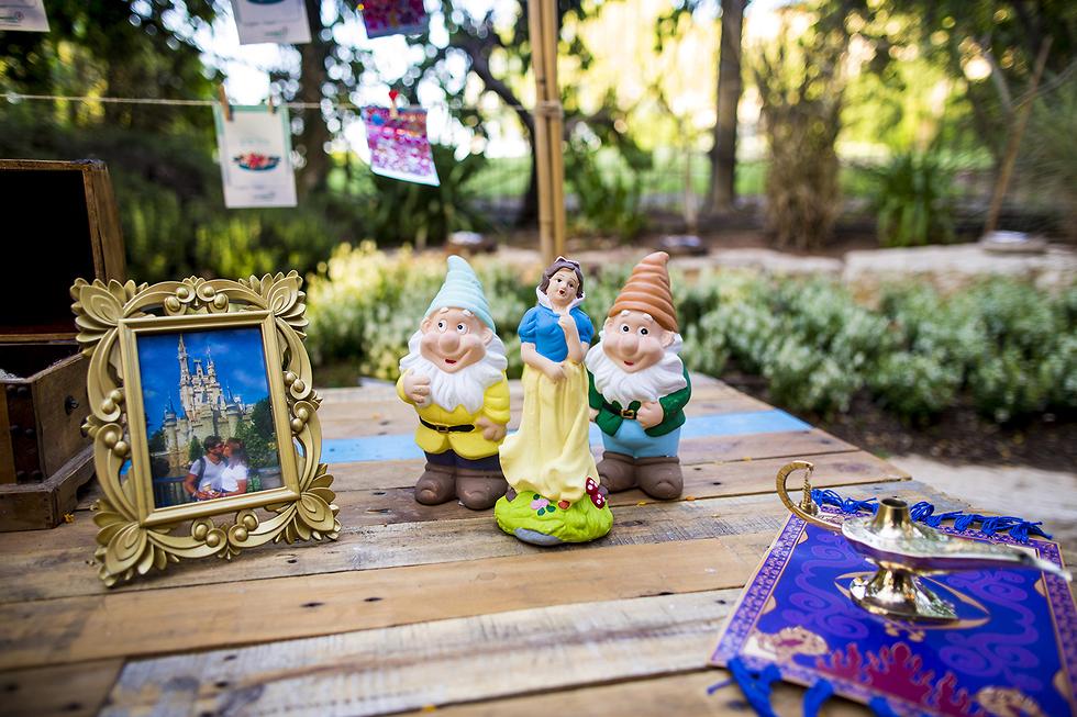 טרנדים בחתונות (צילום: דימה וזינוביץ')