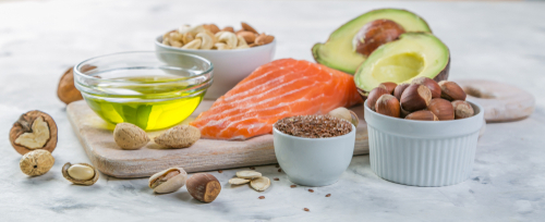 Ингредиенты диеты. Фото: shutterstock