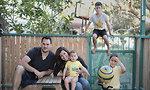 משפחת שמואלי (צילום: אסי חיים)