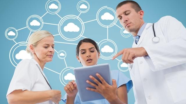 פלטפורמה רפואית מחקרית בענן (אילוסטרציה: Shutterstock)