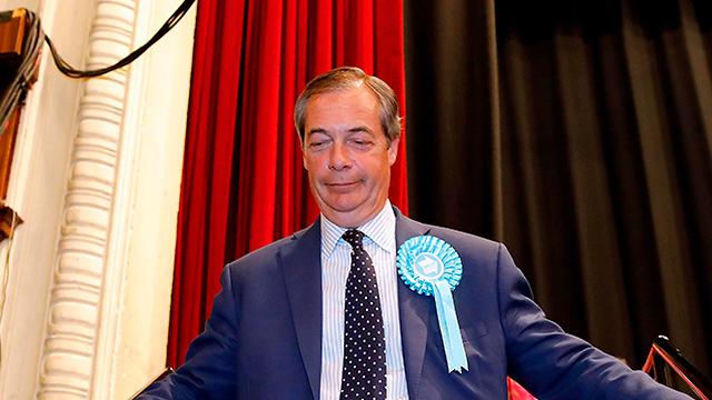 Nigel Farage (Photo: AFP)