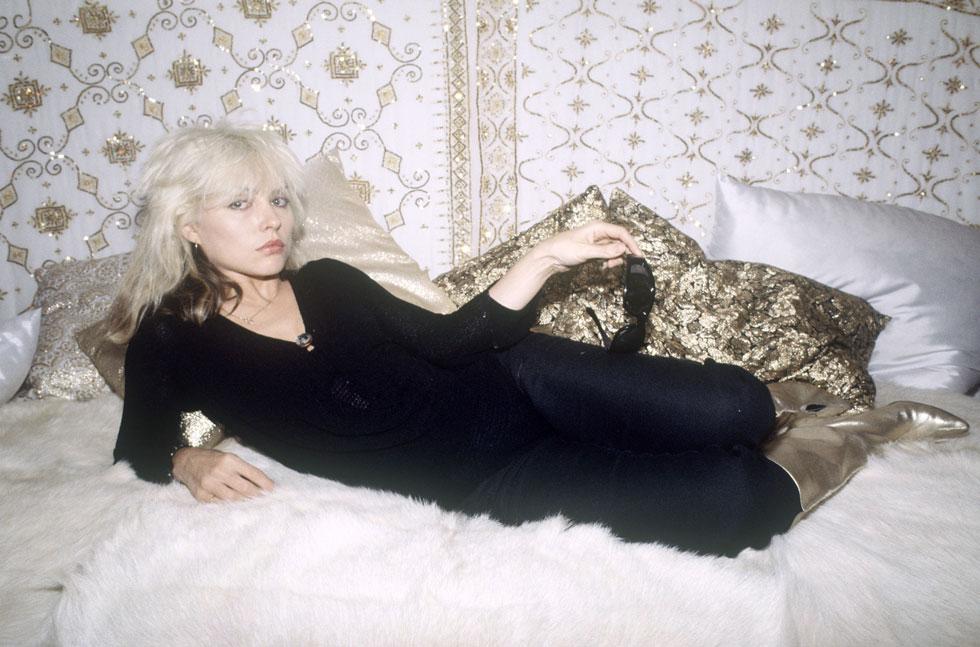 בלונד ברוקנרול. דבי הארי, 1978 (צילום: rex/asap creative)