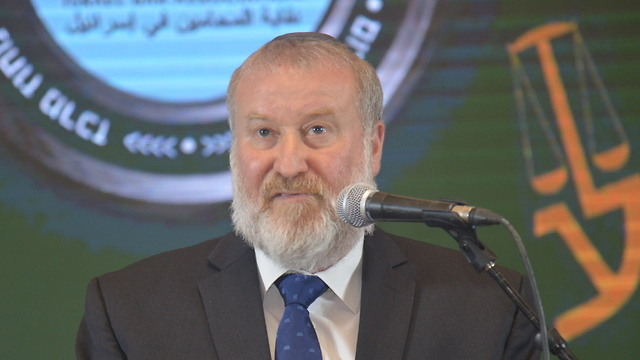 AG Avichai Mandelblit (Meir Ohayon)