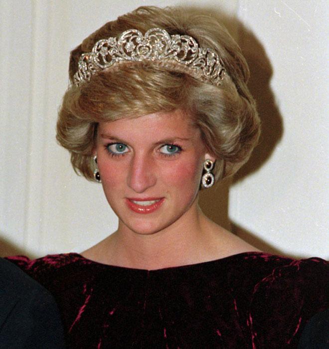 הנסיכה דיאנה, 1985 (צילום: AP)