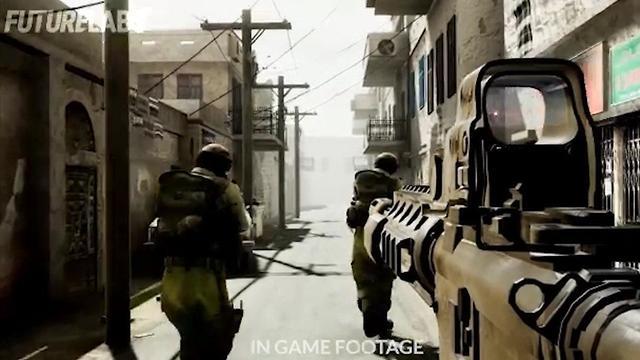 Simulated urban combat