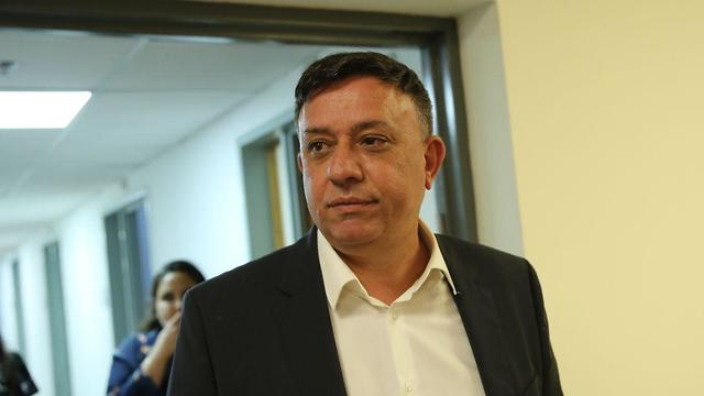 אבי גבאי  (צילום: אלכס קולמויסקי)