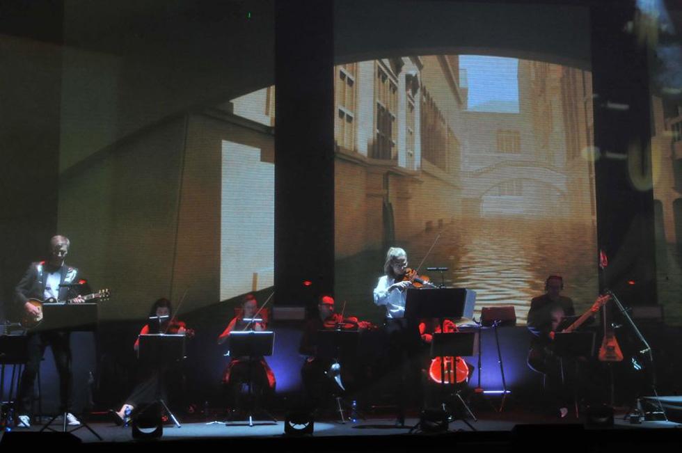 """Фрагмент из шоу """"Vivaldianno - 2. Reloaded"""" Фото: Сергей Демьянчук"""