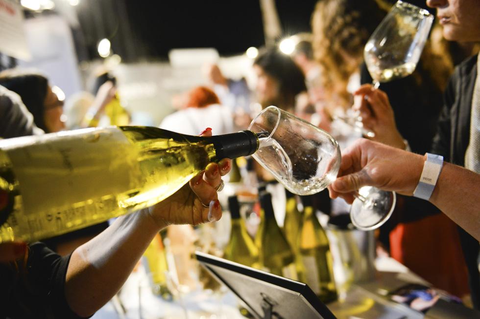 Фестиваль белых вин. Фото: пресс-служба