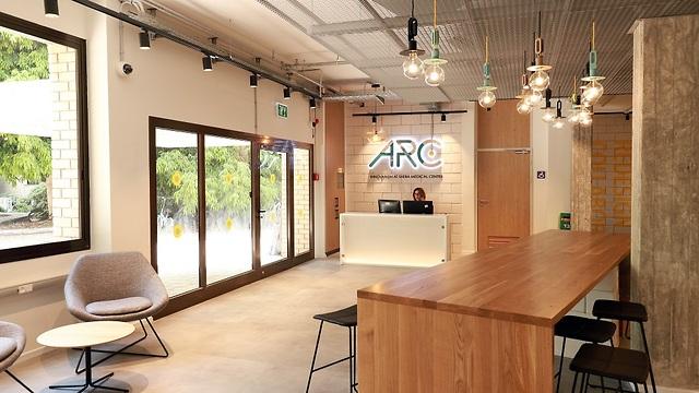 ARC מרכז לחדשנות בשיבא (צילום: יחידת הצילום שיבא)