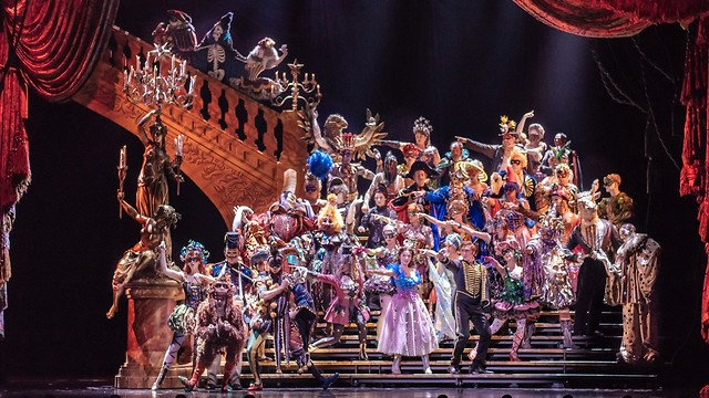 פנטום האופרה (צילום: ZEUS MARTINEZ)