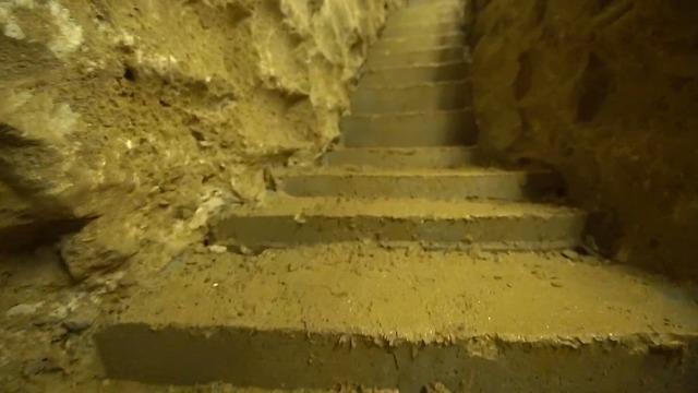 תיעוד מתוך מנהרת רמיה במסגרת מבצע