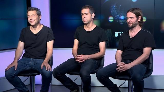 מוניקה סקס באולפן ynet (צילום: אלי סגל, ליהי קרופניק)