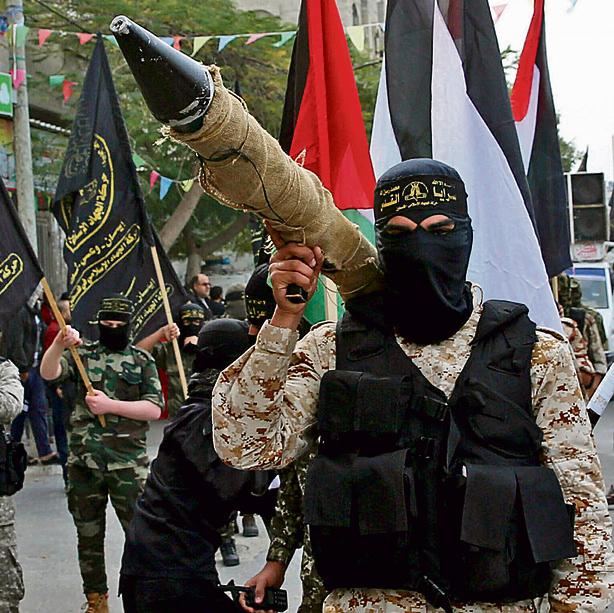 פעיל של הג'יהאד האיסלאמי בעזה