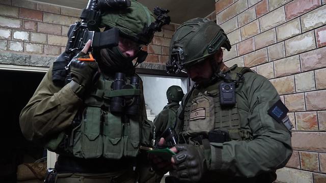 """Бойцы дивизии """"Иудея и Самария"""". Фото: пресс-служба ЦАХАЛа"""
