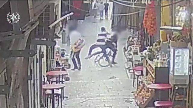 Terror stabbing in Jerusalem May 2019