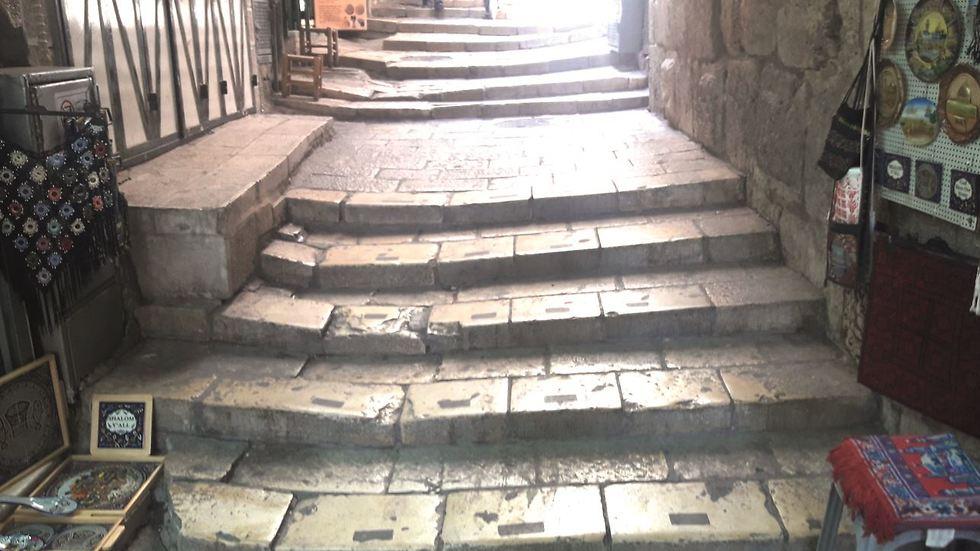 Hazardous staircase