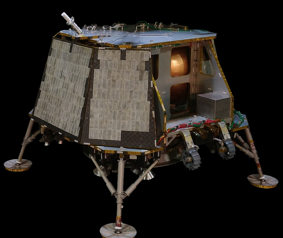 החללית של Orbit Beyond (צילום: Orbit Beyond)