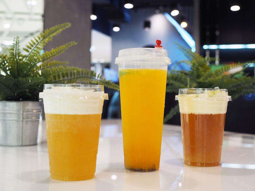 סוגי תה שונים עם אותה תוספת מלוחה (צילום: Shutterstock)