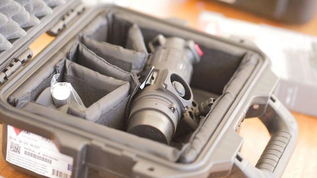 הצגת נשקים וכלים בטחוניים בדמו דיי- תערוכת הנשקים של ISDEF 2019 (צילום: StudioJerusalem)