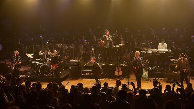 אלן פרסונס והפילהרמונית הישראלית (צילום: רז גרוס)