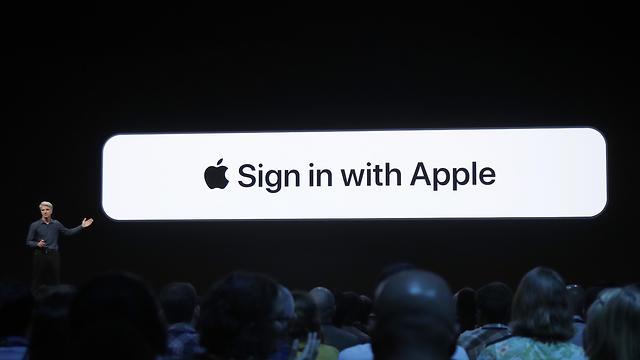 ועידת המפתחים של אפל (צילום: AP)