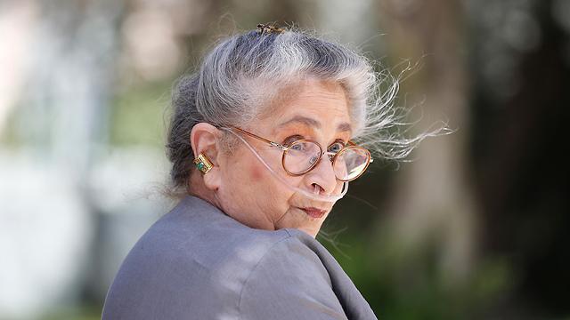 Nechama Rivlin (Photo: EPA)