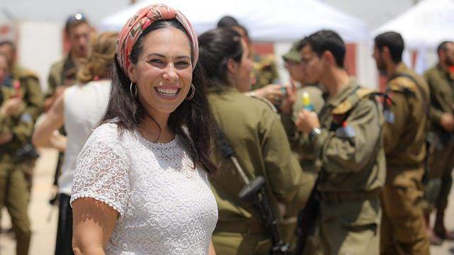 Yael Eckstein (Photo: Noam Moskowitz)