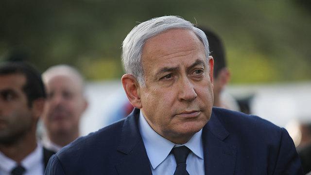 Prime Minister Benjamin Netanyahu  (Photo: Flash 99)