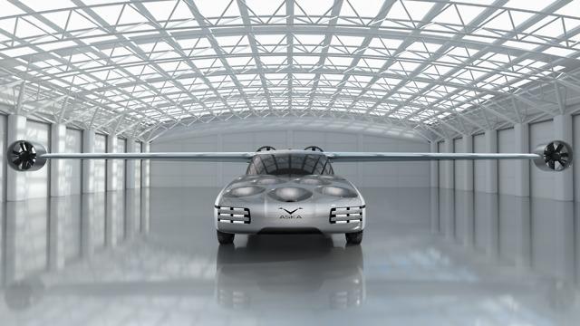 מכונית מעופפת (NFT)