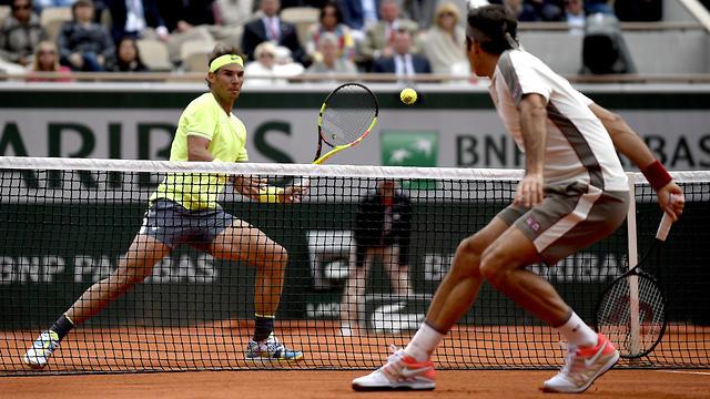 Надаль и Федерер. Фото: ЕРА