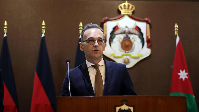 Heiko Maas, Germany's foreign minister  (Photo: Reuters)