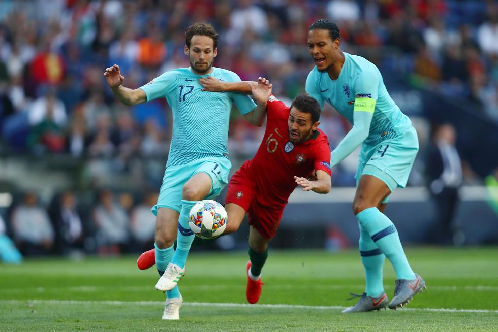 פורטוגל נגד הולנד (צילום: getty images)