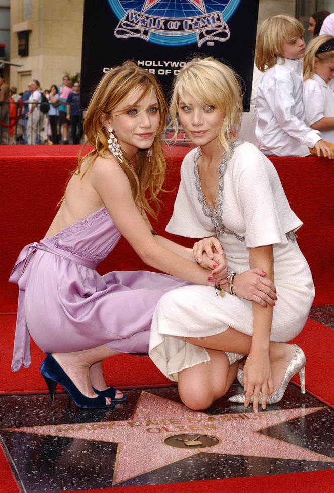 אפילו הכוכב שלהן משותף. 2004 (צילום: Vince Bucci/GettyimagesIL)