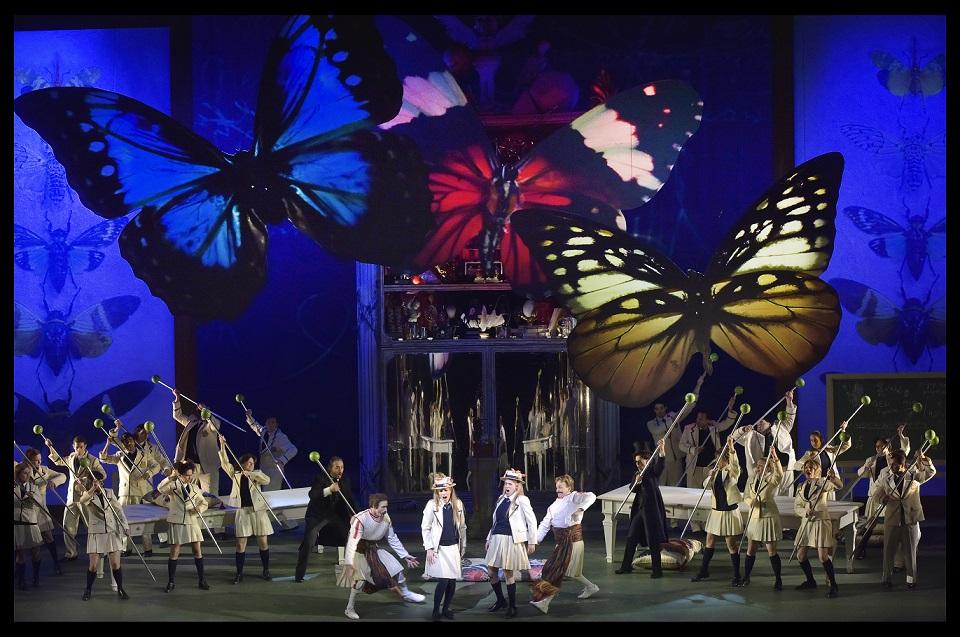 Austrian Italian Opera  (Photo: Yossi Zwecker)