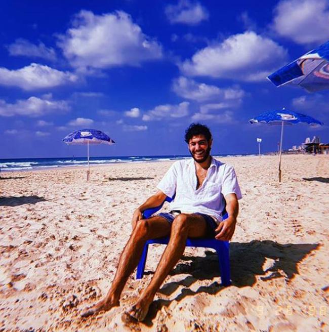 החבר. אמיר חורי (צילום מסך)
