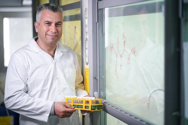 Профессор Ашраф Брик. Фото: пресс-служба Техниона