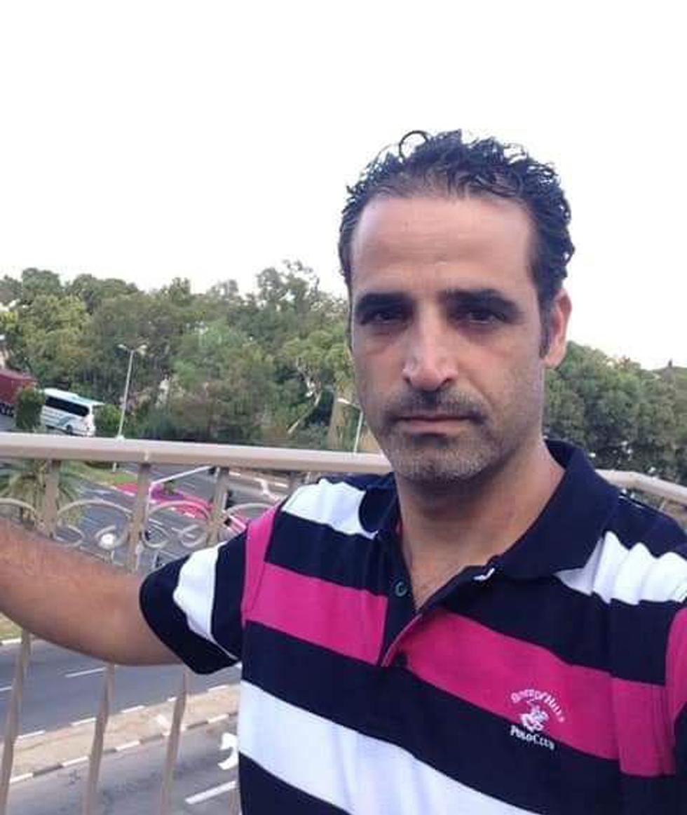 רמי איוב, ההרוג בתאונת עבודה בבניין בחיפה (באדיבות המשפחה)