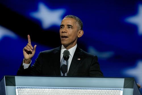 Барак Обама. Фото: Marc Reinstein, shutterstock