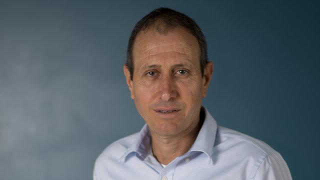 שמעון לנקרי, ראש עיריית עכו (צילום: יובל חן)