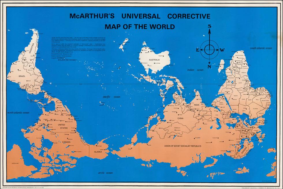 מפה: מתוך Stuart McArthur
