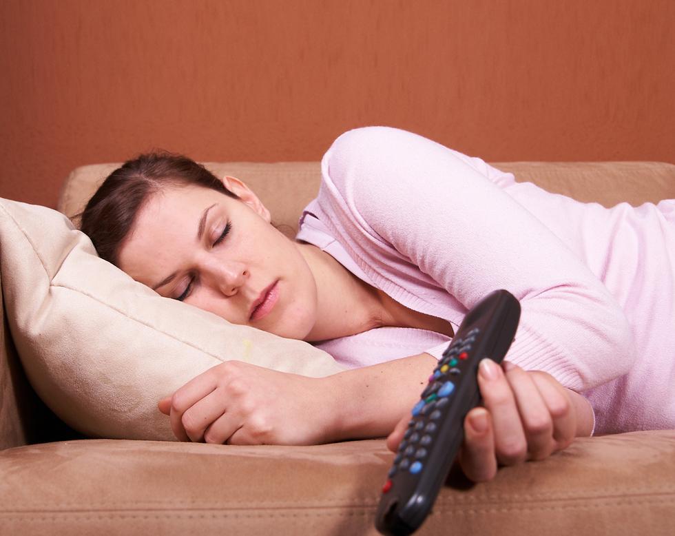 שינה (צילום: shutterstock)