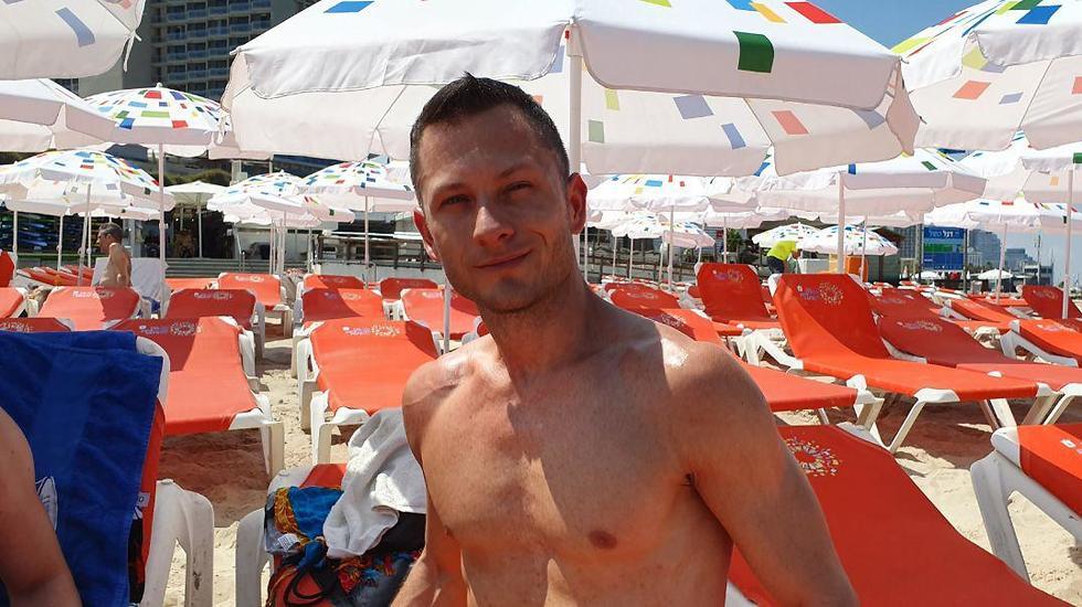 פעם 1 כאן: גאבור מהונגריה (צילום: איתי שיקמן)