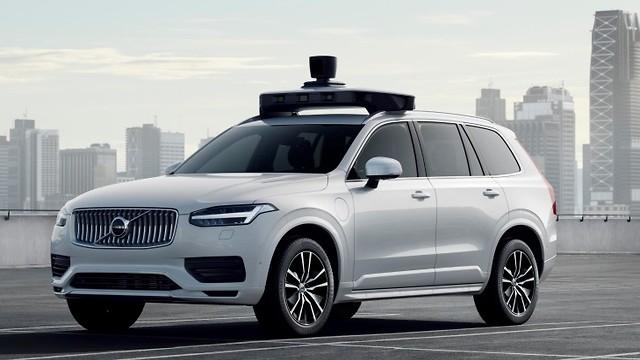 וולוו XC90 אובר uber (וולוו)
