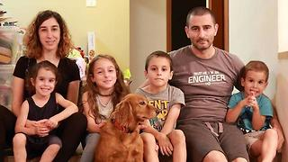 משפחת פישמן (צילום: אלבום משפחתי)