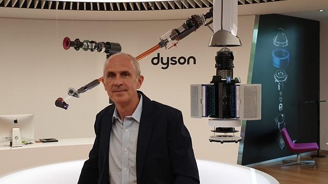 Dyson CEO Jim Rowan