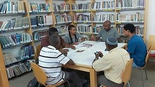 חברי מועדון הקריאה באמהרית ()